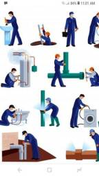 Título do anúncio: Encanador manutenção