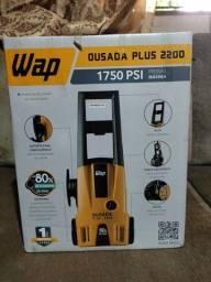 Título do anúncio: Lavadora de Alta Pressão Wap Ousada Plus 2200 com Trava de Segurança 1750 PSI