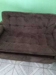 Título do anúncio: Sofá cama semi novo