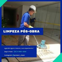 Título do anúncio: Sua Limpeza Pós Obra, Em Boas Mãos!!