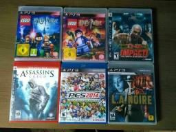 Título do anúncio: Jogos de PS3 (todos por 100 reais)