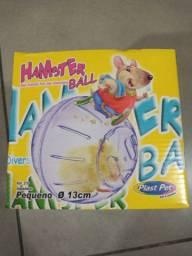 Hamster ball em promoção!