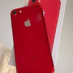 Título do anúncio: iPhone 7 128Gb novo de vitrine NUNCA USADO