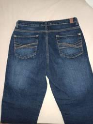 Calça jeans flear