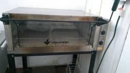 Título do anúncio: Vendo forno elétrico industrial