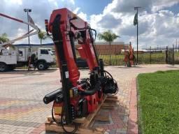 Munck Palfinger Madal 45007 - 4H 3M -zerado ? com instalação ? a pronta entrega