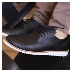 Título do anúncio: Sapato Oxford  Esporte Fino Masculino Macio