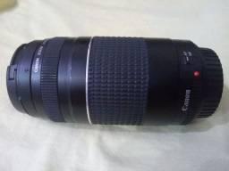 Título do anúncio: Lente CANON 75-300mm