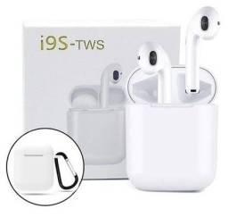 Fone de ouvido sem fio bluetooth. Modelo I9S Tws 5.0