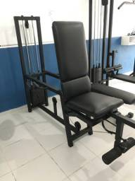 Título do anúncio: Mesa flexora/cadeira extensora conjulgada