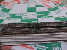 Título do anúncio: Embalagens para pizza