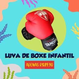 Título do anúncio: Luva de Boxe Infantil