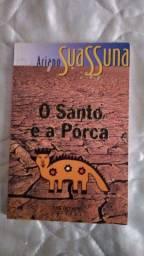 Livro O Santo e a Porca