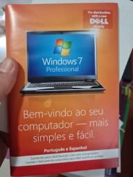Windows 7 Profissional (lacrado)