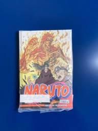 Mangá Naruto vol. 58 - Novo