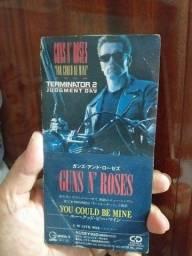 Título do anúncio: MINI-CD SINGLE (GUNS N' ROSES)