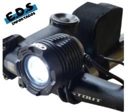 Título do anúncio: Lanterna Bike Super Potente Com Regulagem de Foco AF-6610