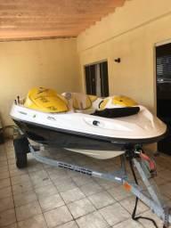 Jet boat speedster motor 255