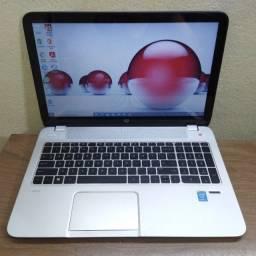 Título do anúncio: Notebook HP Envy i7, 8GB de ram DDR3L, SSD (novo) 480GB. Tela touchscreen. Bateria 5 H