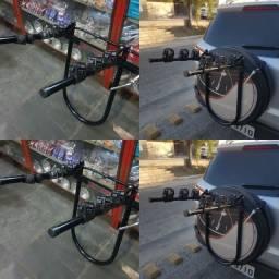 Título do anúncio: Suporte Transbike fixado no Estepe do Carro (produto novo)