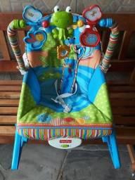 Título do anúncio: Cadeira descanso musical Fisher Price
