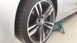 Jogo Rodas BMW M3 e PNEUS ZEROS