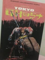 Tokyo Ghost editora Darkside