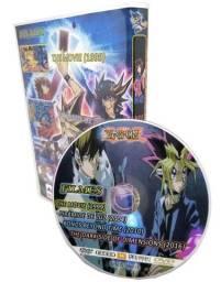 Box Dvd Filme Yugioh Dark Side Dimensions + Piramide De Luz +2