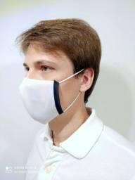 Máscara Antiviral Íons de Prata Delfim Protect