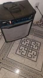 Caixa de som purificada
