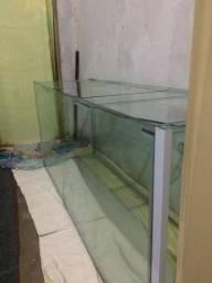 Vendo aquario grandão 1,47 comprimento