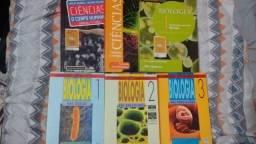 Livros de Ciências/Biologia leia o anúncio