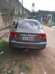 Honda Civic ano 2003 v ou t valor 10.500 com todos documentos ok - 2003