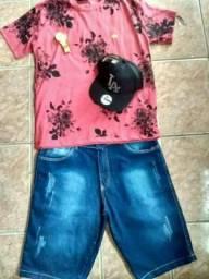 Vendas de roupas e acessórios