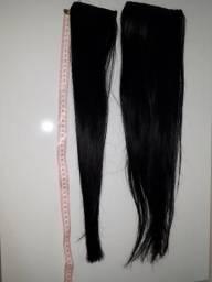 Mega hair telado cabelo humano