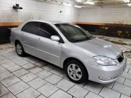 Toyota Corolla SEG - Baixa KM - Carro de Família - 2007 - 2007 - 2007