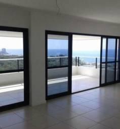 Apartamento 4 Suítes Federação 185 m² Andar Alto Vista Mar