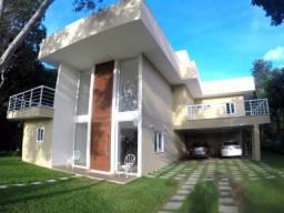 Linda casa duplex 4 suítes Quinta das Lagoas Guarajuba