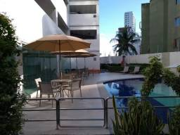 Maravilhoso!! Edf Arvoredo Boa Viagem Decorado e Mobiliado 70 m2 Vista Mar 2 Vagas Piscina