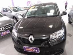 Renault Sandero Authentique 1.0 2019 - O seminovo mais barato do mercado - 2019