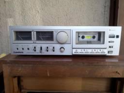 Tape Deck cassete Gradiente