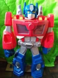 Boneco Transformers gigante