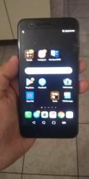 Vendo celular Lg k11 + 32gb funcionando tudo ok