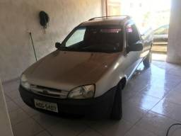 Ford Courier Zetec Rocam 1.6 8v Flex - 2011