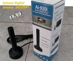 Antena Interna Digital: 20,00
