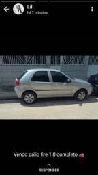 Fiat palio fire 4 portas completo - 2008