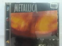 Cd Metallica- Reload