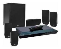 Home theater soundbar sony e2100 blu-ray