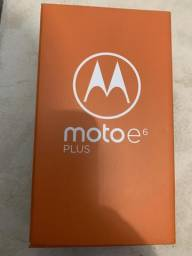 Moto e6 plus 64gb lacrado