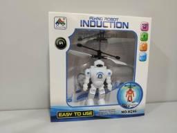 Robô voador por Indução